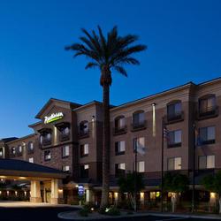 Located in the Radisson Hotel